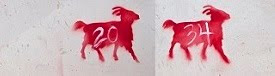 Red Goats.