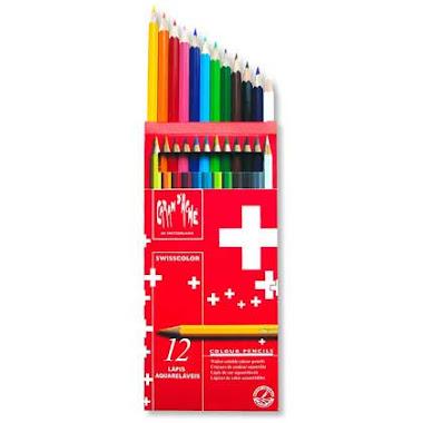 Ilustração com lápis de cor