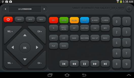 Smart İr Remote