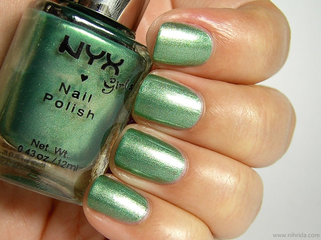 NYX Girls Nail Polish in Boho