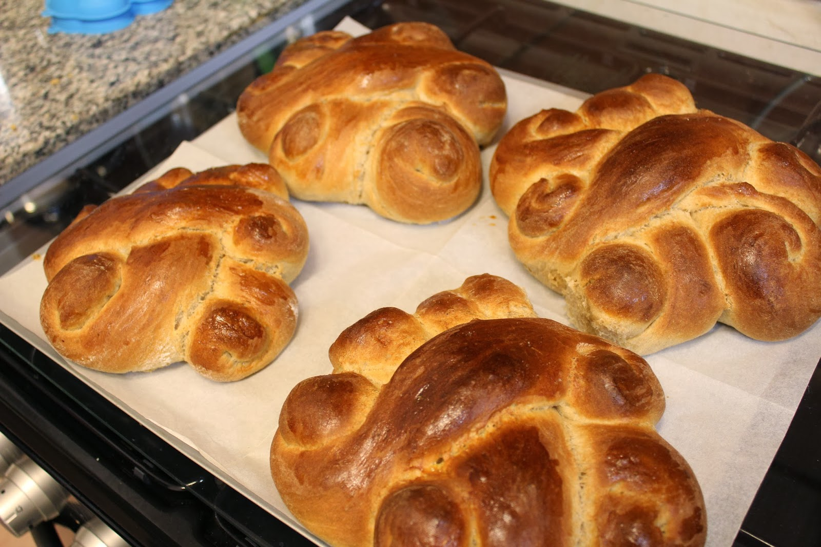 Just call me chaviva inaugurating the expanded kitchen - Kitchenaid challah ...