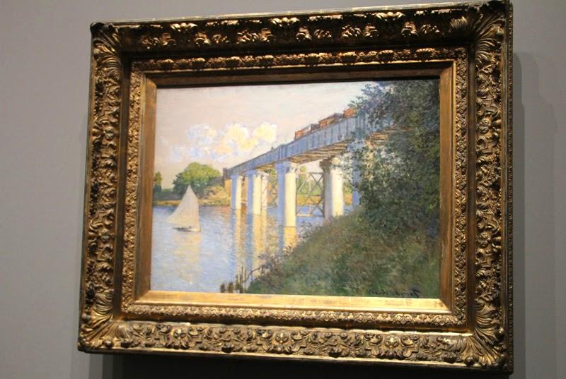 Monet - Pont d'Argenteuil