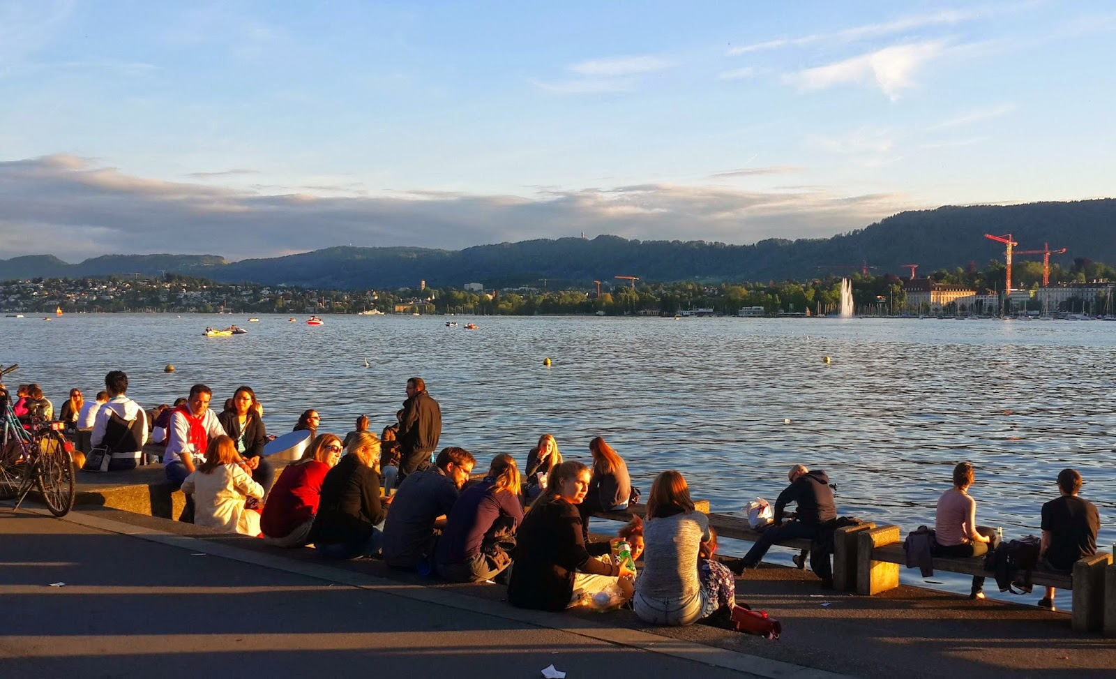 lake zurich lakeside things to do
