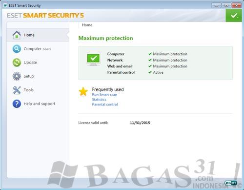 ESET Smart Security 5 + ESET PureFix 2 2