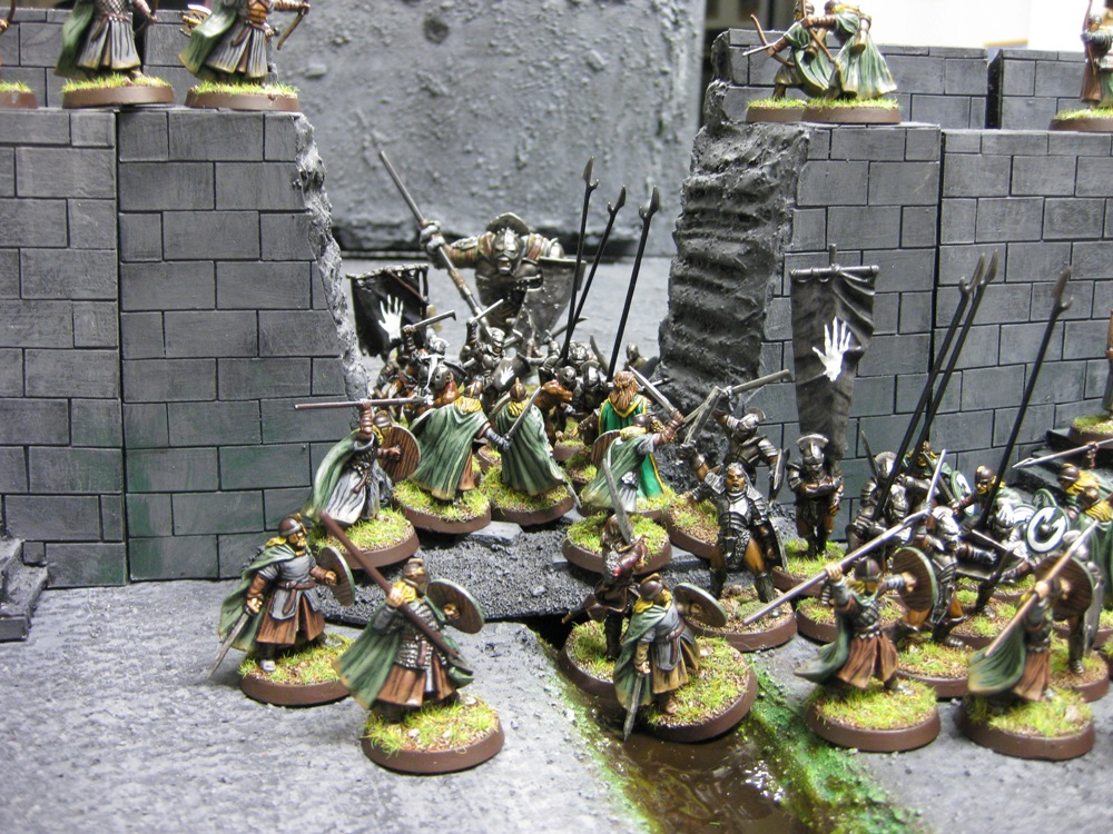 lotr strategy battle game rulebook pdf
