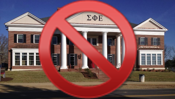 the sigep chapter at va tech apparently built their brand new 5 million house so the university can use it as a dormitory the members of the chapter were