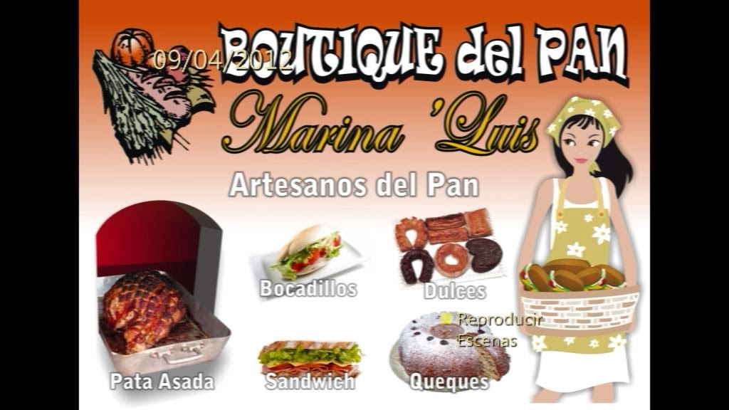 BOUTIQUE DEL PAN MARINA LUIS