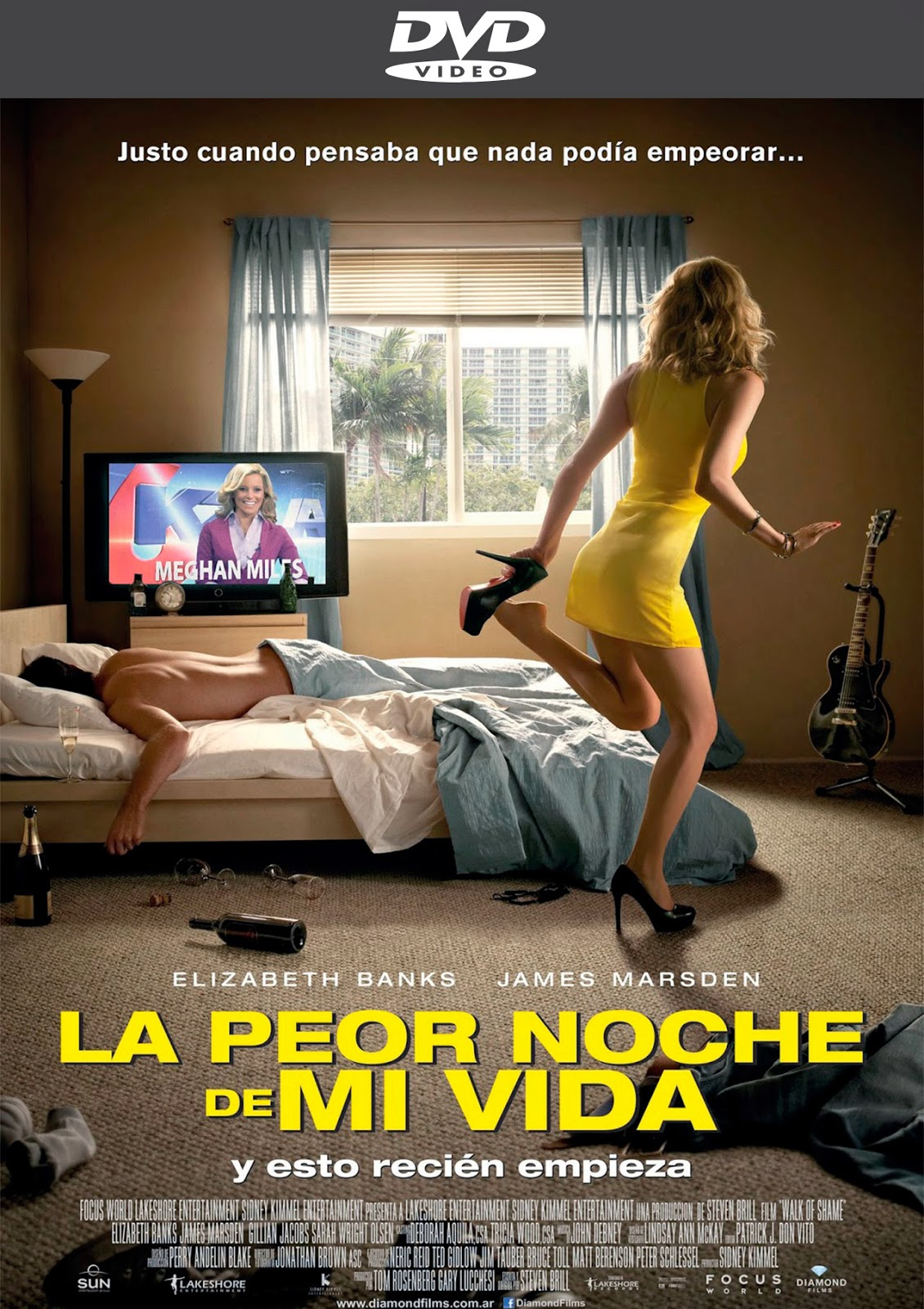 Walk of Shame [2014] [Latino/Ingles]