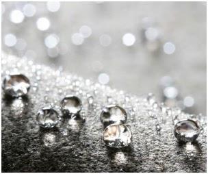 Nano Sphère (Textile insalissable)