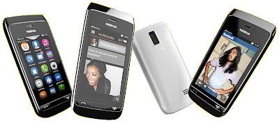Nokia Asha 309 - Asha Touch family