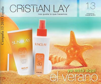 Catalogo Cristian Lay C-13 2015 es