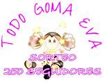 SORTEO 250 SEGUIDORES