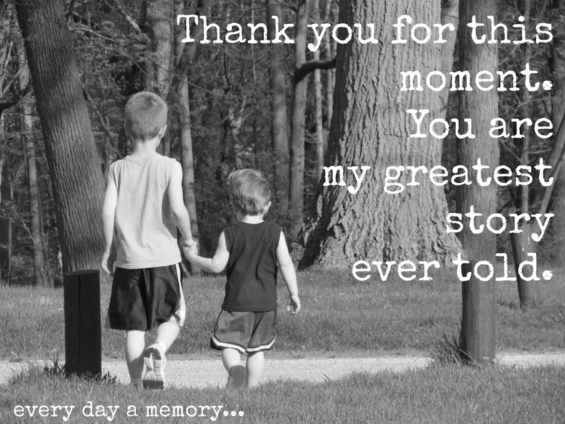Every Day a Memory
