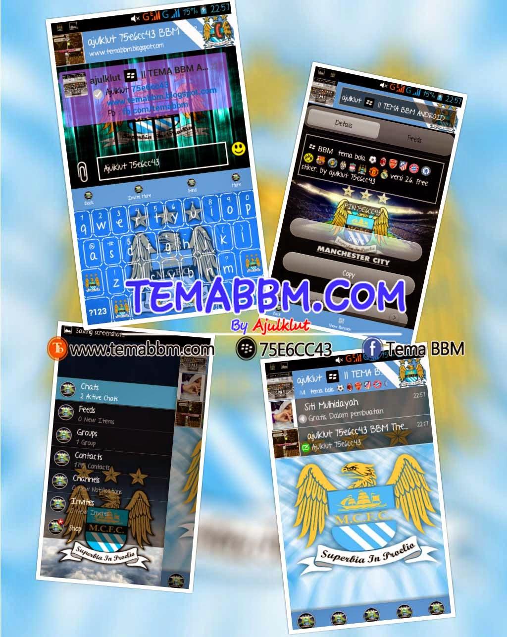 BBM MOD Manchester City