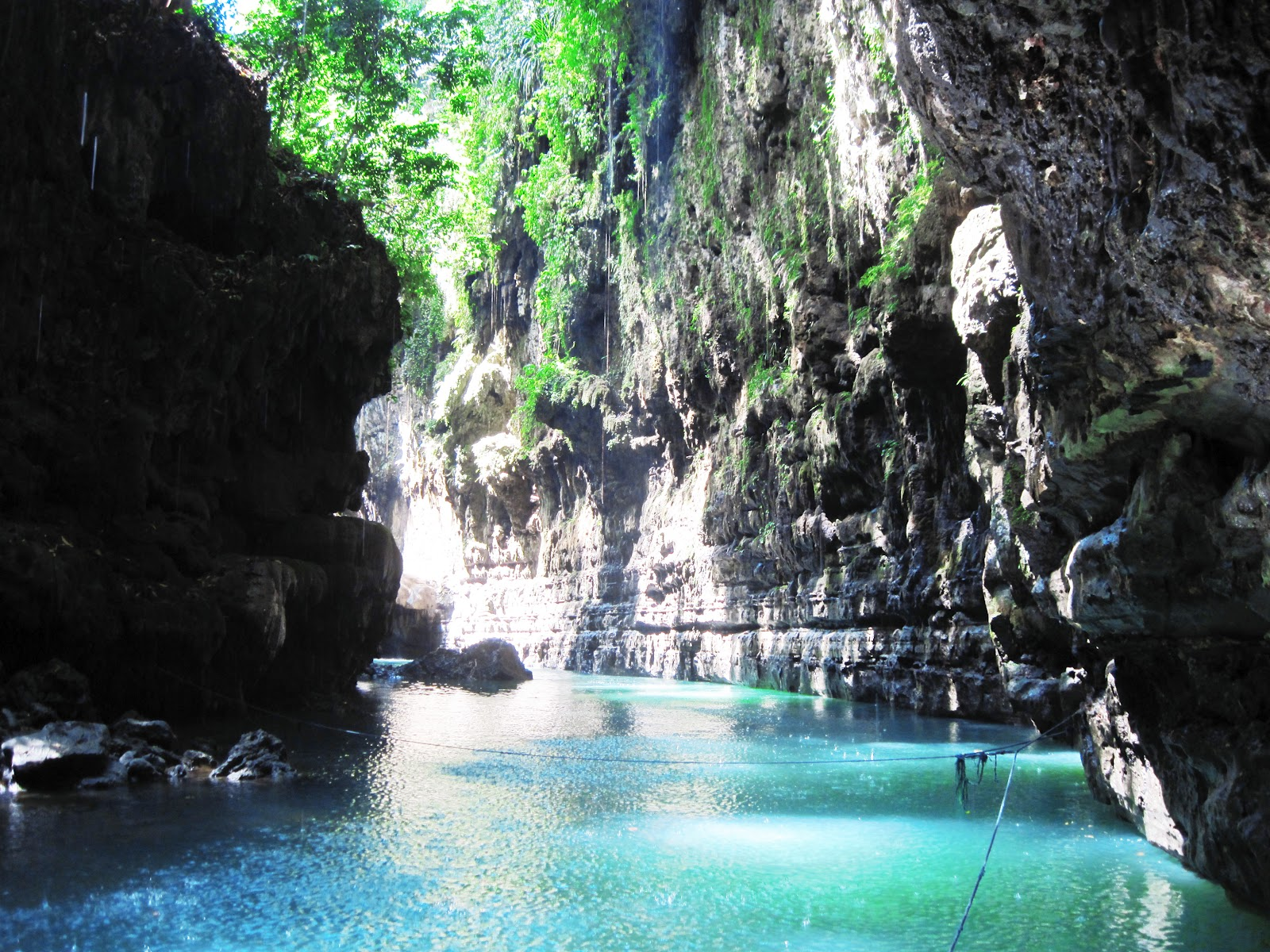 Ciamis Indonesia  City pictures : INDONESIA ARTVENTURES: GREEN CANYON, CIAMIS, WEST JAVA, INDONESIA