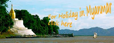 Holiday in Myanmar
