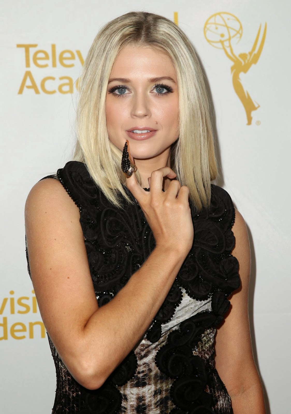 Brooke Newton – Daytime Emmy Nominee Reception June 2014