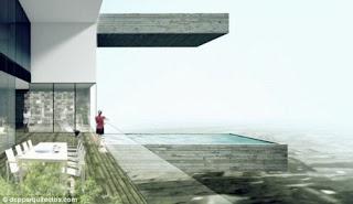 Sky Condos: Η πιο «τρομακτική» πισίνα του κόσμου