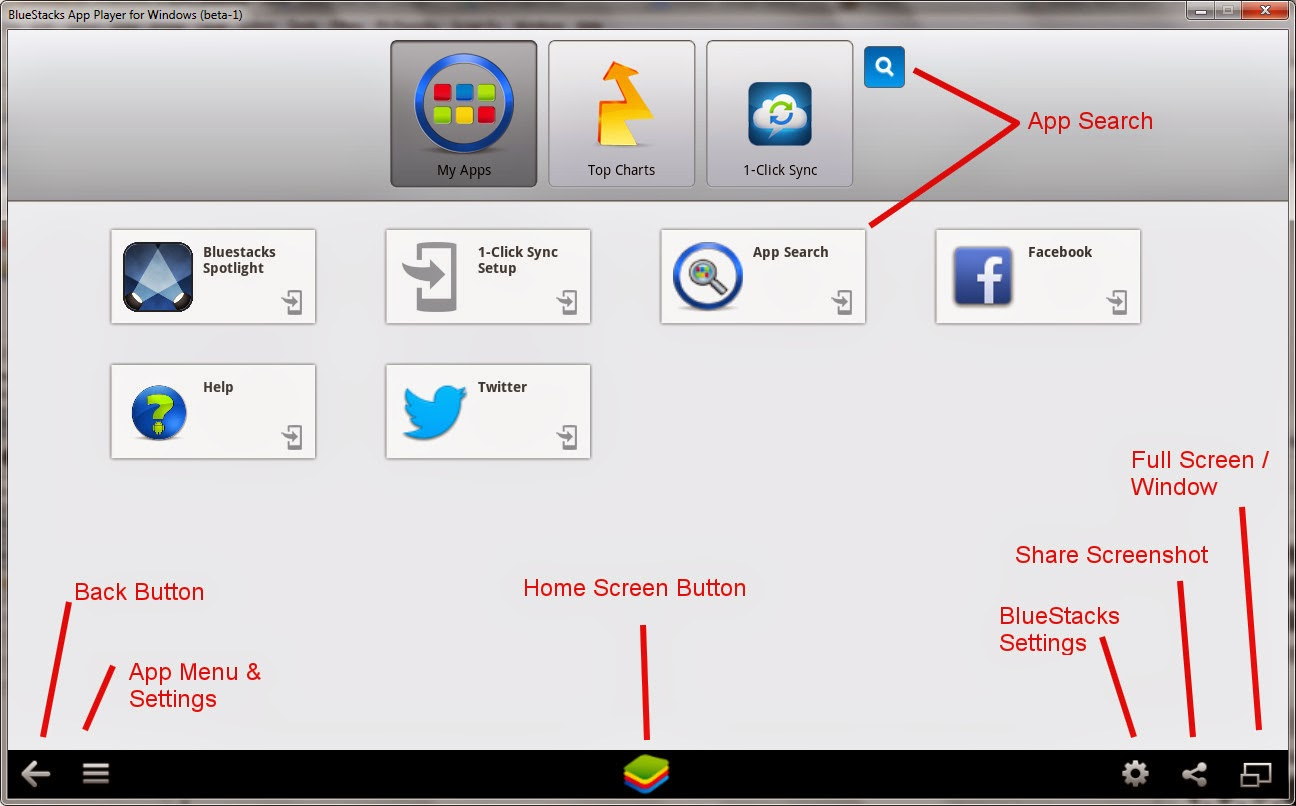 BlueStacks How to run Android apps on PC
