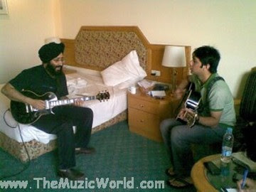 JAL & RABBI Together At COKE STUDIO 4?