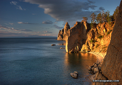 The Pearl of Siberia - Lake Baikal
