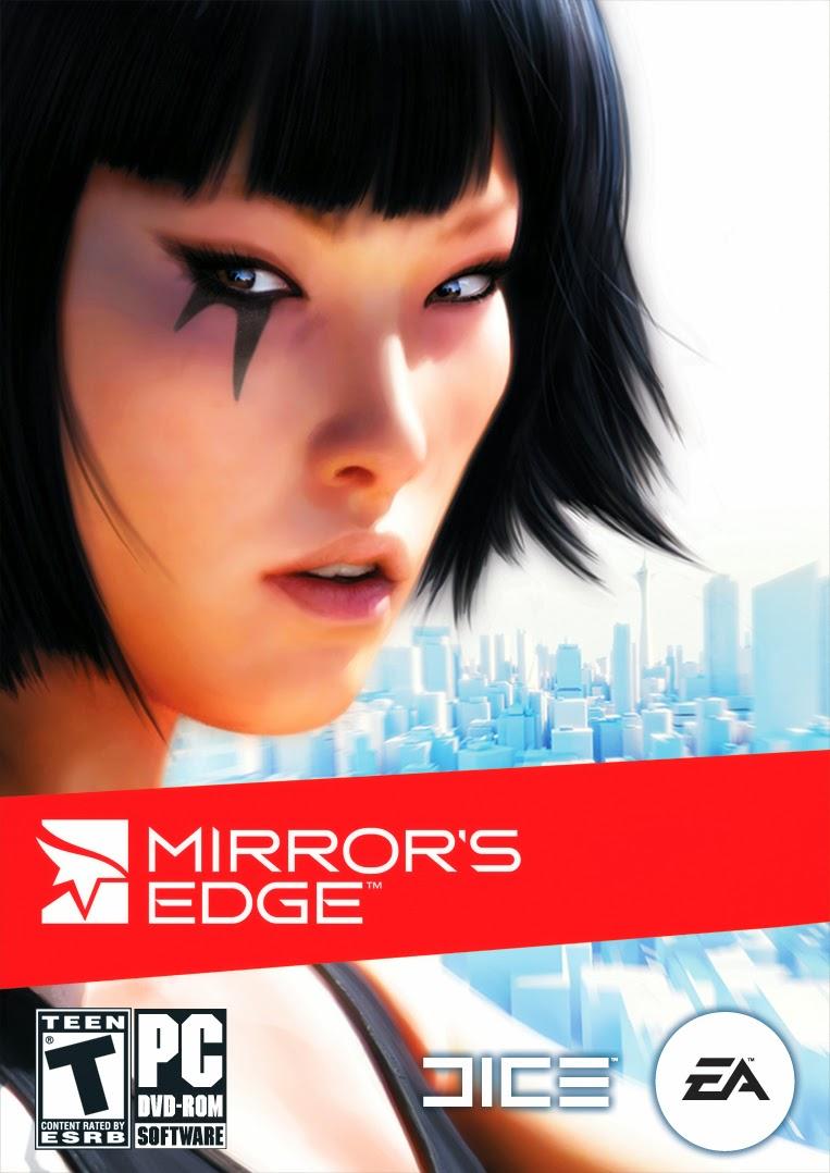 Mirror's Edge PC Cover