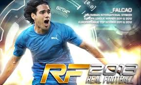 Download Game Real Football 2013 Apk + SD Data