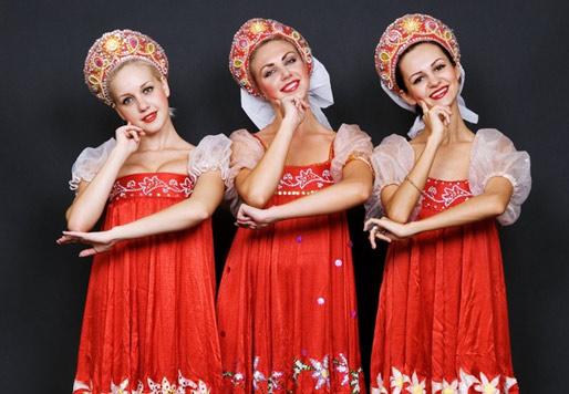 Las mujeres rusas fechan ruso