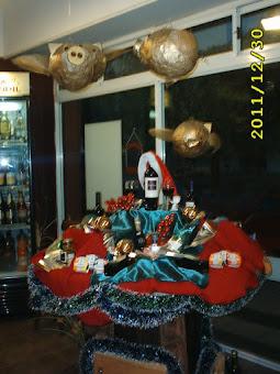 ambientación Navidad 2011
