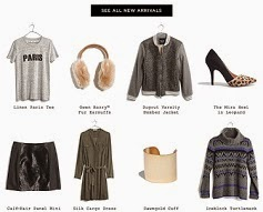 Madewell New Arrival Picks - What I'm Loving...