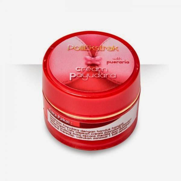 Produk Perawatan Tubuh Cream Payudara (with Protein)