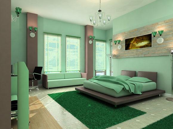 Master Bedroom Color Schemes