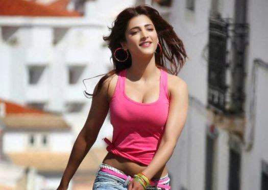 Shruthi Hassan Yevadu  Photo Gallery