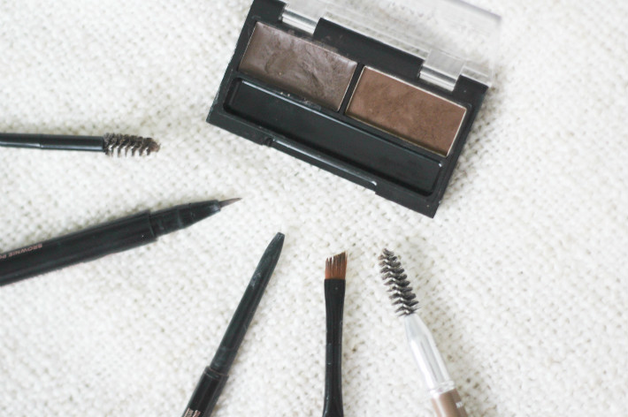 Five Things: Eyebrow Routine
