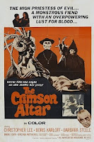 Curse of the Crimson Altar 1968 cover