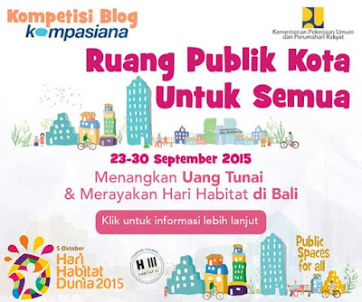 kompasiana blog competition