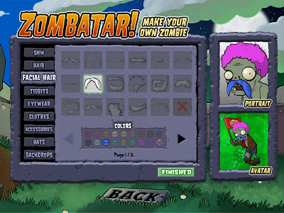 Plants VS Zombies Mode