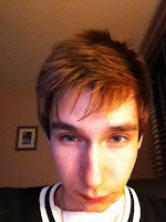 Patrick Campbell, single man (18 yo) looking for woman date in Canada