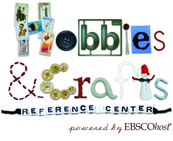 News events your library spotlight on new e resources for Crafts and hobbies ideas