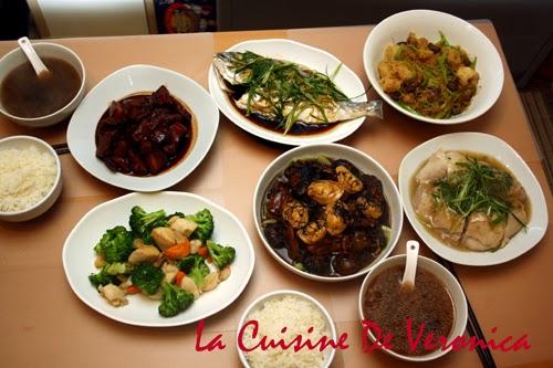 La Cuisine De Veronica,V女廚房,開年飯,CNY Dinner