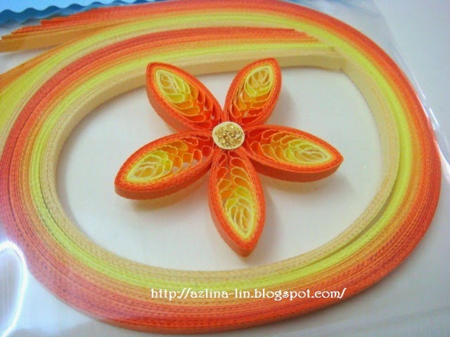 how to make your own quilling strips