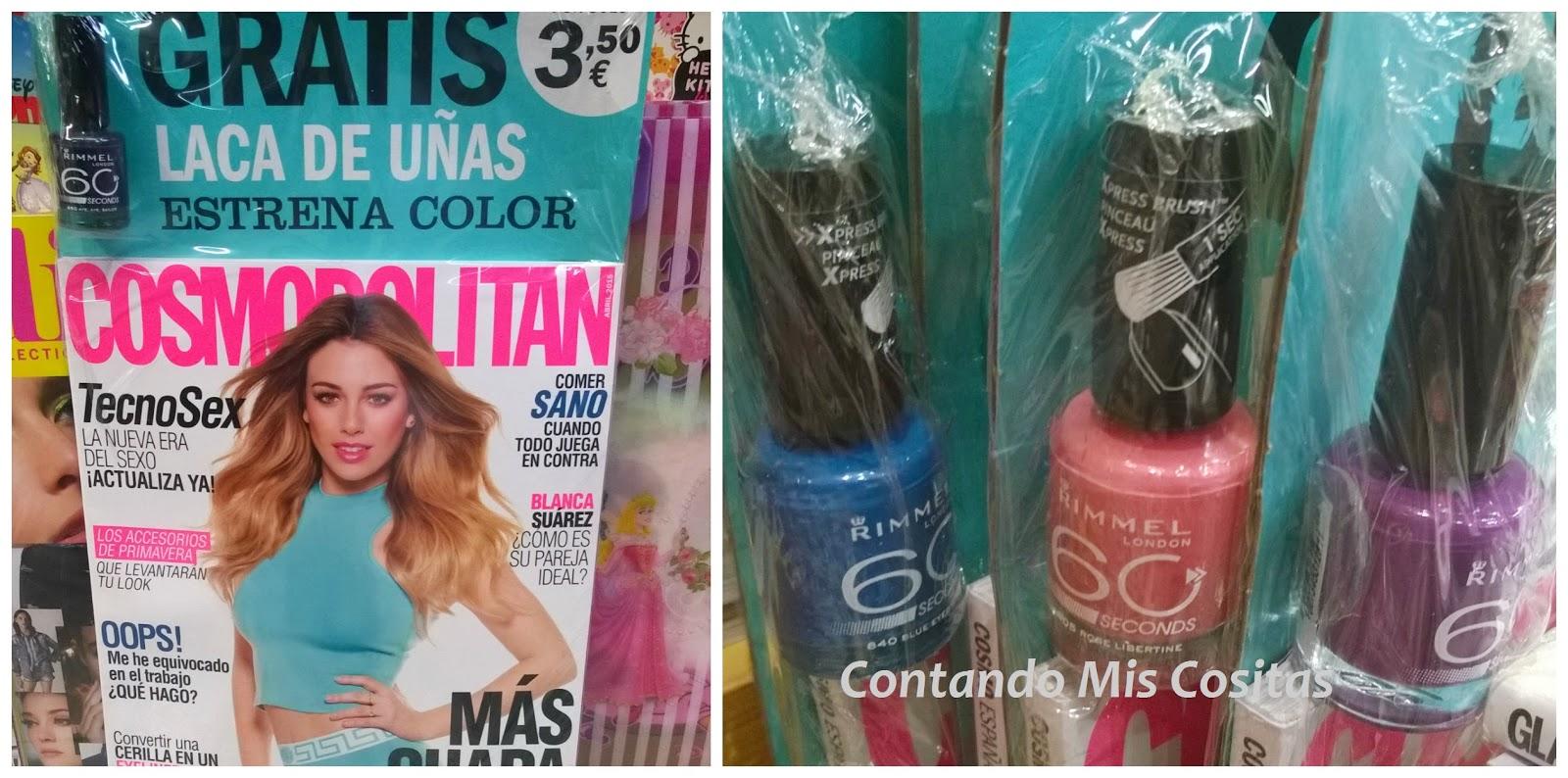 cosmopolitan abril 2015 regalo revista