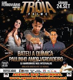 CLUBE FERROVIÁRIO DE JABOATÃO - TRÓIA PRIME.