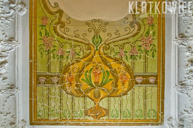 Sufitowe dywany na poznańskiej Wildzie - ciąg dalszy