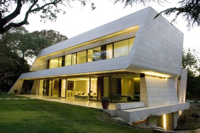 Diseno de casa por joaquin torres architects design de for Casas modulares de diseno joaquin torres