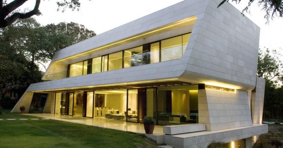 Diseno de casa por joaquin torres architects design de - Casas joaquin torres ...