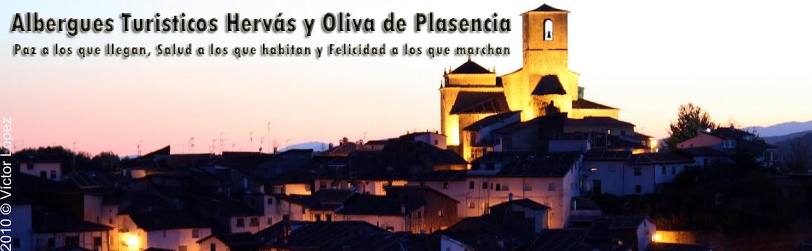 Albergues Turisticos Hervás y Oliva de Plasencia