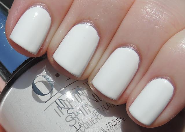 OPI Non-Stop White