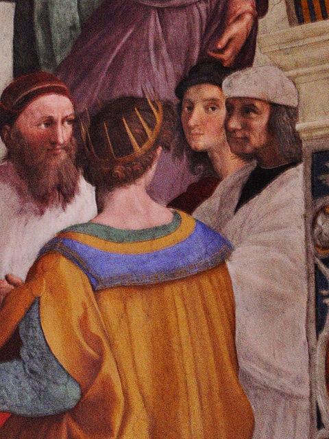 EuroTravelogue™: ArtOdysseys: Raphael's 'School of Athens' in ...