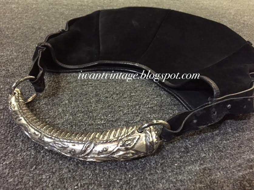 ysl belle de jour tote - I Want Vintage | Vintage Designer Handbags: Yves Saint Laurent ...